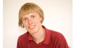 Erik, atleten, i civila kläder