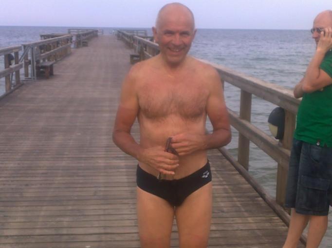 Örjan Sandler, 71 år ung