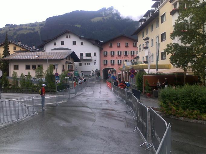 i väntan på triathlonvärldscupen