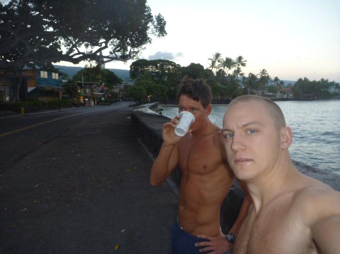 I fin form dagarna innan UM-2010 med en blekare version av Jojje. Han ska med även i år och har lovat att sola lite mer:)