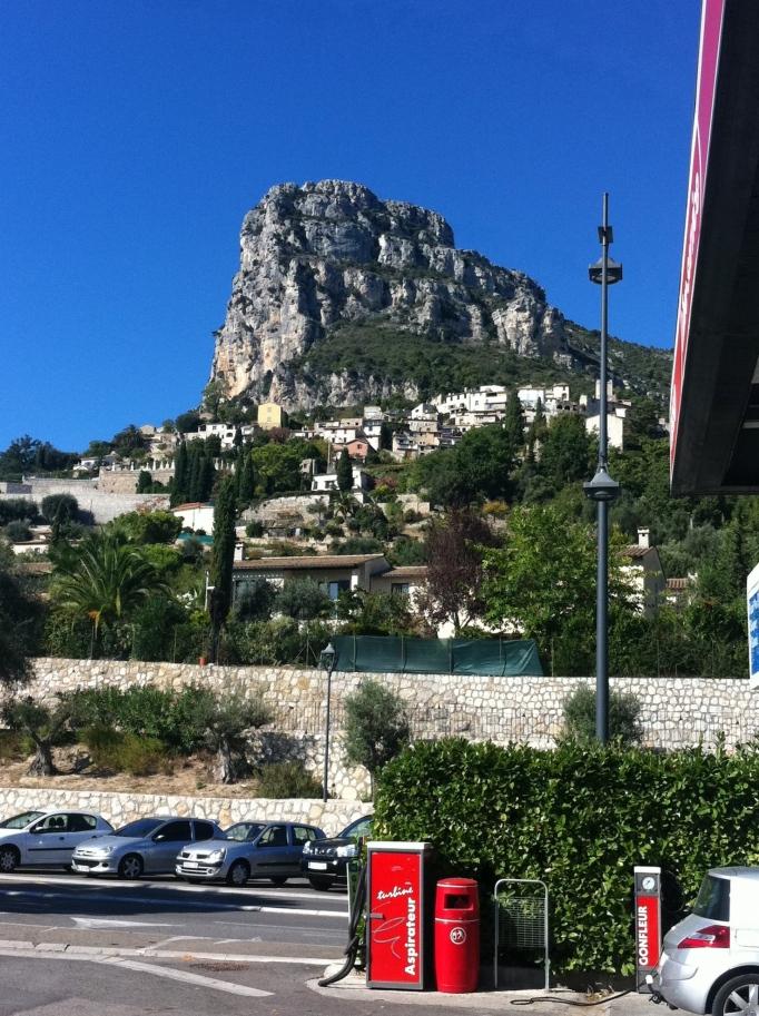 Det är mycket natur i naturen en la France