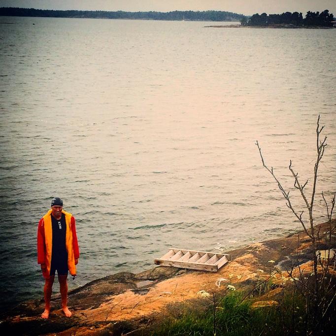 Den gamle och havet. Inför simningen från Oxelösund Norr!