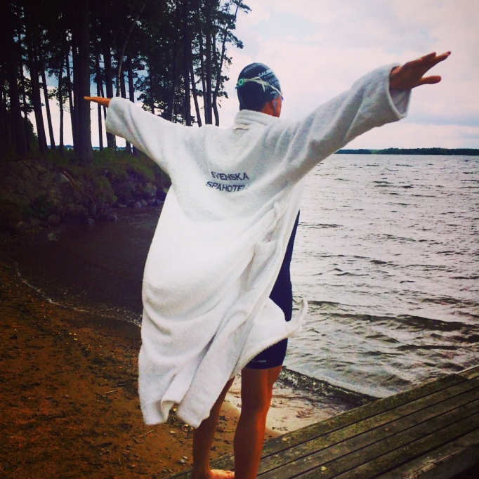 Ted Gärdestad hade inte fångat sol, vind och vatten bättre än mig:)