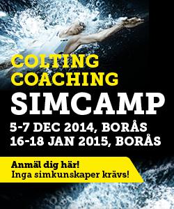 Anmälan till vinterns simcamps!